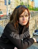 russian dating scammer oksana milovidova`s photo