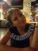 russian dating scammer Elena Garanicheva`s photo